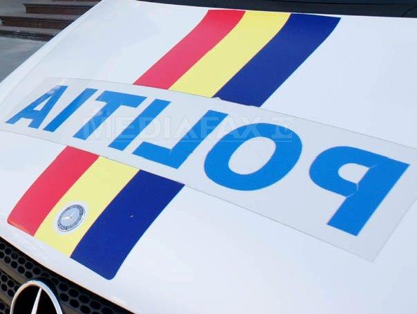 Constanţa: Un şofer băut şi fără permis a lovit un autoturism al Poliţiei