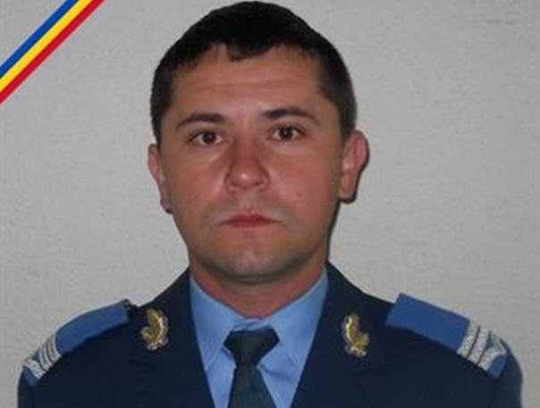 Militarul din T�rnaveni mort �n accidentul aviatic, propus sa devina Cetatean de onoare post-mortem