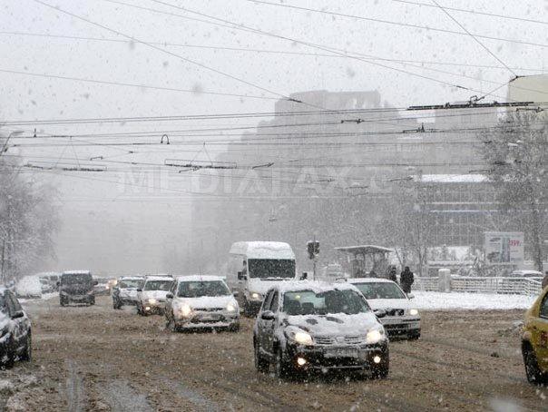VREMEA va fi �n general mai rece dec�t �n mod obisnuit la aceasta data. PROGNOZA METEO pentru joi si vineri, �n tara si �n Capitala