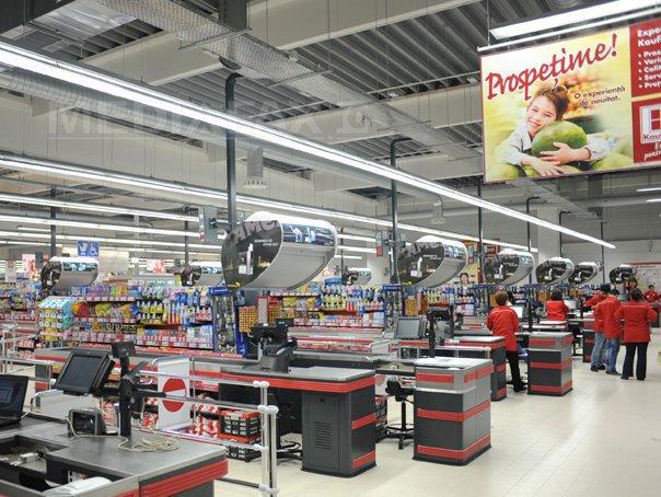 Pliantele distribuite �n cutiile postale, principala sursa de informare despre ofertele din magazine