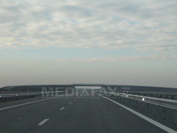 Rom�nii pot circula de astăzi pe o nouă autostradă