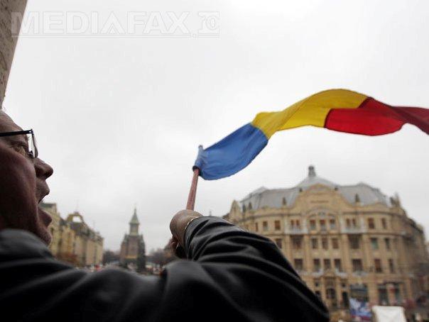 Sirenele au sunat la Timişoara, la 25 de ani de când oraşul a fost declarat liber de comunism