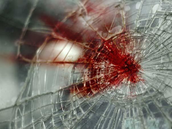 Accident la Sibiu: Şapte persoane, transportate la spital ce autocarul �n care se aflau s-a rasturnat