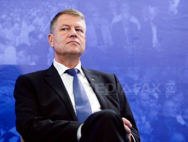Iohannis: Voi prezenta în primele 6 luni ale mandatului strategia naţională de apărare a României