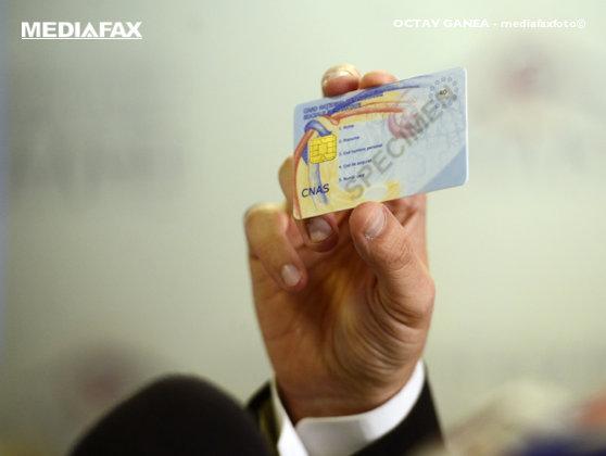 Imaginea articolului Utilizarea cardului de sănătate, obligatorie din 1 februarie