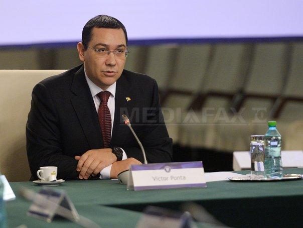 Ponta: Guvernul va �ndrepta anomaliile la pensii militare, dar prin lege trimisă Parlamentului, nu OU