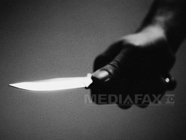 Femeie ucisa cu mai multe lovituri de cutit pe o strada din Slatina