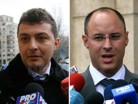 Imaginea articolului CONDAMNĂRI DEFINITIVE în dosarul privatizărilor strategice: Şereş - 4 ani şi 8 luni de închisoare cu executare, Nagy - 4 ani
