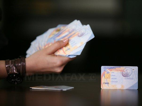 Chiurchea: Asiguraţii care pierd sau distrug cardul de sănătate vor plăti 15 lei pentru unul nou