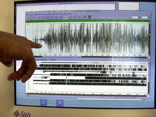 Cutremur de 3,9 grade �n zona Vrancea, cu epicentrul �n judetul Buzau