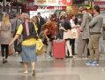 """Imaginea articolului """"Marcel Gentoiu"""", campanie inedită a Poliţiei Române, cu privire la furturile de bagaje - VIDEO"""