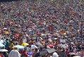 Peste 130.000 de persoane, între care preşedintele Ungariei, la slujba de Rusalii de la Şumuleu Mic - GALERIE FOTO