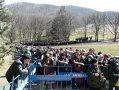 Imaginea articolului REPORTAJ: Zeci de mii de turişti şi pelerini vizitează obiective din Hunedoara, dar nu au unde se caza
