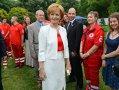 Imaginea articolului Principesa Margareta îndeamnă românii să fie alături de Crucea Roşie - FOTO