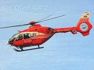 ACCIDENT la intrarea în Bucureşti în această dimineaţă! A fost necesară intervenţia unui elicopter SMURD