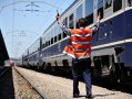 Imaginea articolului Traficul feroviar, ÎNTRERUPT între Braşov şi Sibiu, după ce un automotor a deraiat
