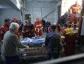 Imaginea articolului INCENDIUL din clubul Colectiv: Cioloş vizitează răniţii internaţi la Spitalul de Arşi