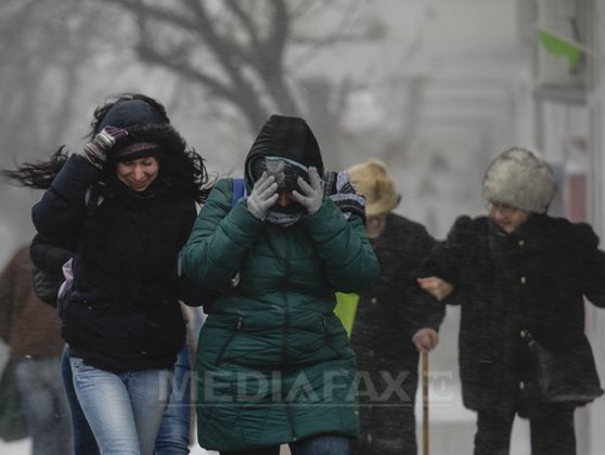 Imaginea articolului VIN NINSORILE! Cod galben de ninsori şi cod portocaliu de VISCOL în Bucureşti şi alte judeţe din ţară. HARTA zonelor afectate
