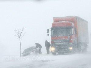 AVERTIZARE ANM: Iarna SE ÎNTOARCE! Iată zonele unde VA NINGE!
