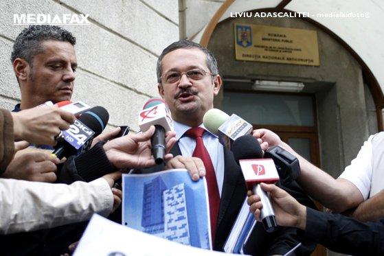 Imaginea articolului Fostul şef al Inspectoratului de Stat în Construcţii, Adrian Grăjdan, a fost condamnat definitiv