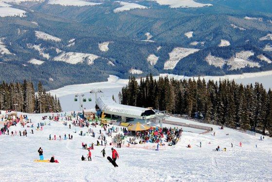 Imaginea articolului Un cetăţean austriac a murit în timp ce făcea heli ski în Munţii Făgăraş