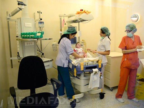 """Imaginea articolului Patru copii cu infecţii digestive, în continuare internaţi la Spitalul """"Marie Curie"""""""