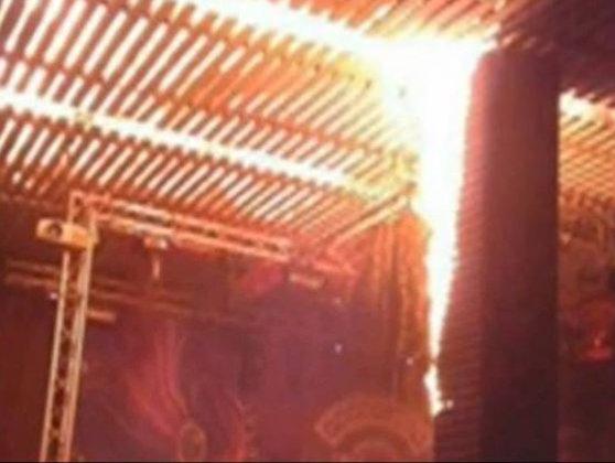 Imaginea articolului TRAGEDIA din Colectiv: Imagini cutremurătoare din interiorul clubului imediat după producerea incendiului - GALERIE FOTO