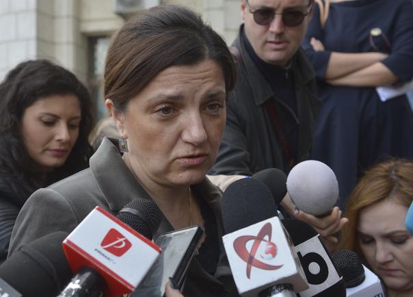 Raluca Prună, Ministrul Justiţiei: Statul să acţioneze dacă materialul Sky News nu este real. În acest sens s-au şi făcut nişte prime demersuri
