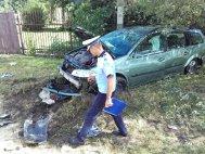 Autorul accidentului mortal prins la îndemnul poliţistului Godină, lăsat în libertate