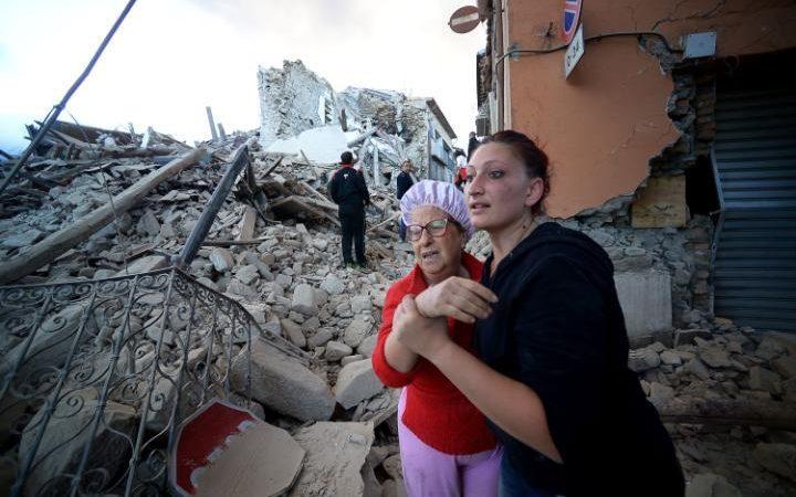 Un singur român mai este dat dispărut după cutremurul din Italia