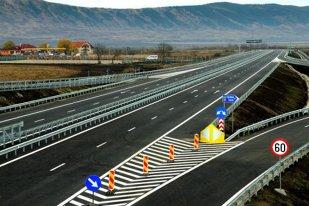 Imaginea articolului Un şofer a fost depistat conducând cu 255 km/h pe A3