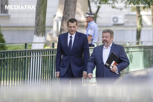 Imaginea articolului EXCLUSIV Urmărire penală în dosarul deschis la cererea lui Petre Tobă, fost ministru de Interne. Membrii CNATDCU, vizaţi de plângere