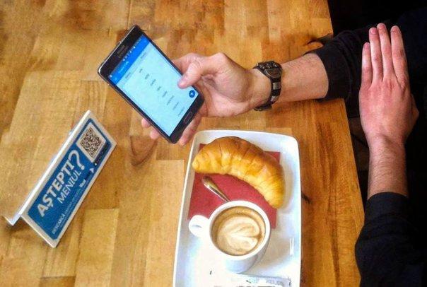 Imaginea articolului FOTO O echipă de IT-işti clujeni a lansat aplicaţia care elimină chelnerul şi este folosită la New York