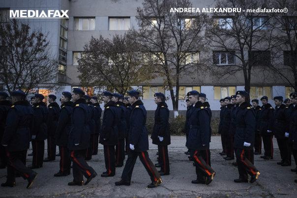 Imaginea articolului Tentativă de suicid la Şcoala de Poliţie din Câmpina. Un elev s-a înjunghiat