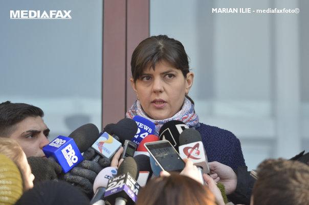 """Imaginea articolului Laura Codruţa Kovesi: """"Dispariţia lui Sebastian Ghiţă a fost anunţată procurorului DNA după aproximativ 16 ore"""""""