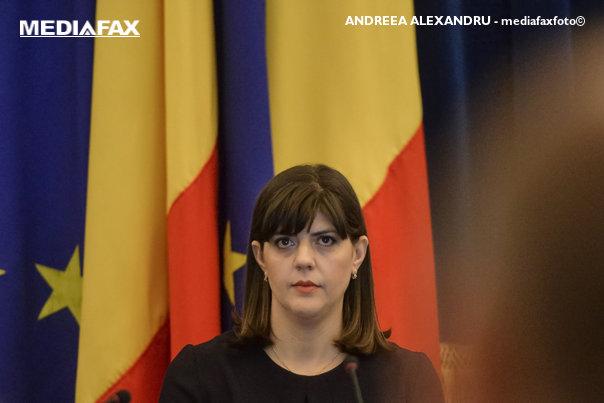 """Imaginea articolului Preocurorul-şef al DNA, Laura Codruţa Kovesi, despre o posibilă OUG privind amnistia: """"Mă aştept ca Iordache să dea proiectul în consultare"""""""