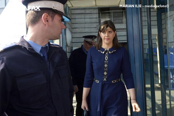 """Imaginea articolului Laura Codruţa Kovesi: """"Mă îndoiesc de buna-credinţă a ministrului Justiţiei"""""""