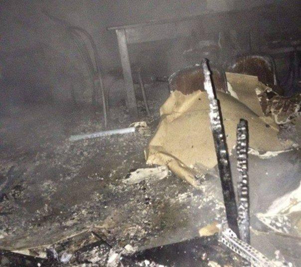 Imaginea articolului FOTO Incendiu în judeţul Timiş: O fetiţă de doi ani a murit, iar fratele ei, de patru ani, a avut nevoie de îngrijri medicale