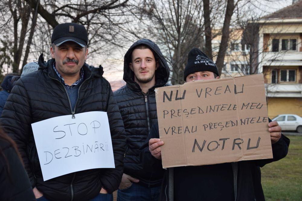 GALERIE FOTO Peste 6.000 de oameni la un miting organizat de PSD în Piteşti