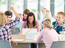 Imaginea articolului Târg educaţional: Cu 12% mai mulţi tineri şi-au depus dosarele pentru a studia în Marea Britanie