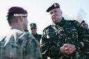 Imaginea articolului Şeful Statului Major din România se întâlneşte cu preşedintele Statelor Majore Întrunite din America
