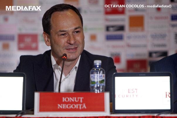 Imaginea articolului Ionuţ Negoiţă a fost pus sub control judiciar în dosarul privind insolvenţa clubului Dinamo