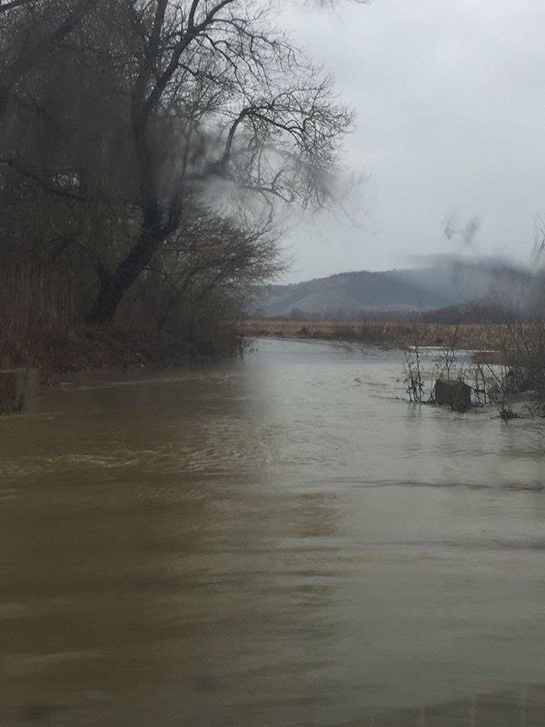 Imaginea articolului Inundaţii în Harghita: Cursuri suspendate la o şcoală la care învaţă aproape 400 de elevi