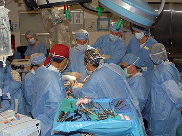 Imaginea articolului Agenţia Naţională de Transplant: Se poate face transplant la Spitalul Sfânta Maria. Urmează să fie informat ministerul