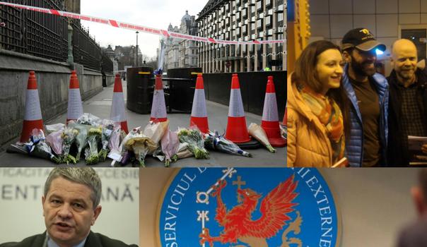 Imaginea articolului Tot ce trebuie să ştii VINERI despre săptămâna care tocmai se încheie: greva de la CFR, blocajul din SĂNĂTATE şi ATACUL terorist de pe podul Westminster