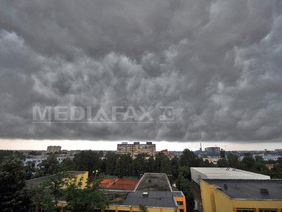 Imaginea articolului Vremea se va răci în următoarea perioadă. PROGNOZA METEO pentru weekend
