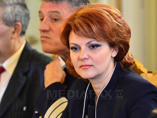 Imaginea articolului Lia Olguţa Vasilescu: În 2018, salariile medicilor vor ajunge până la 3.600 de euro