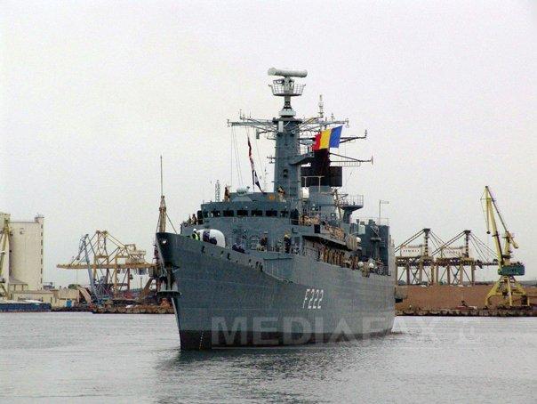 Imaginea articolului Exerciţiu militar la Marea Neagră cu fregata franceză La Fayette şi două nave militare române