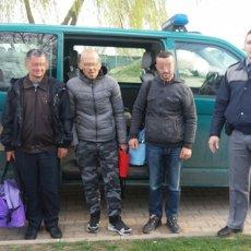Imaginea articolului Patru cetăţeni din Albania, opriţi la graniţa cu Serbia, când încercau să intre ilegal în România