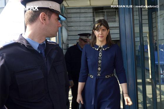 Imaginea articolului Procurorul-şef DNA, Laura Codruţa Kovesi, întâlnire cu ministrul Justiţiei